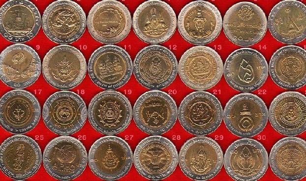 Breve historia sobre las monedas bimet licas numismatica for El mundo del mueble catalogo