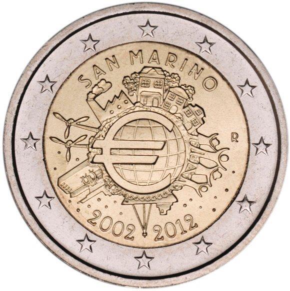 noticias portugal malta francia y san marino 2 cc 2012 numismatica visual. Black Bedroom Furniture Sets. Home Design Ideas