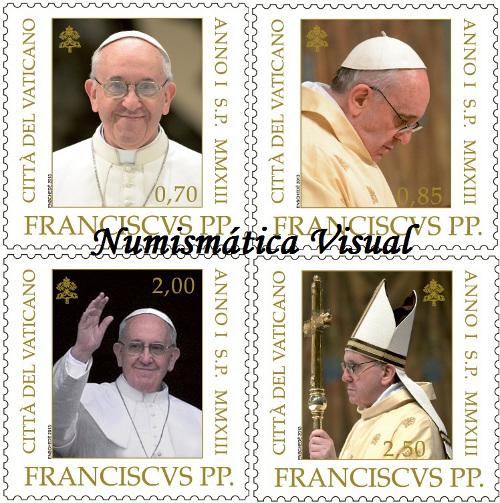 sellos vaticano