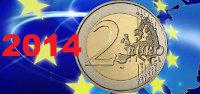2 euros conmemorativos 2014