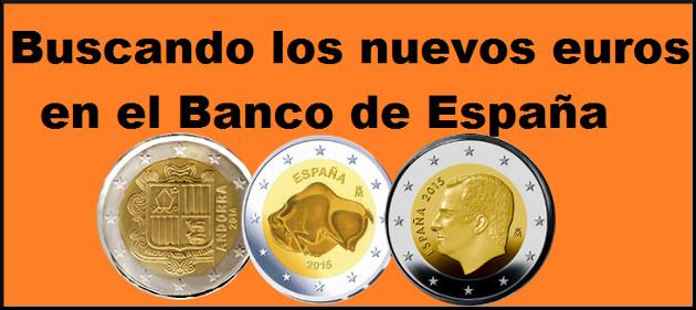 Buscando los nuevos euros en el banco de espa a for Manana abren los bancos en espana