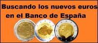 Buscando los nuevos euros