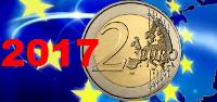 2 euros conmemorativos 2017