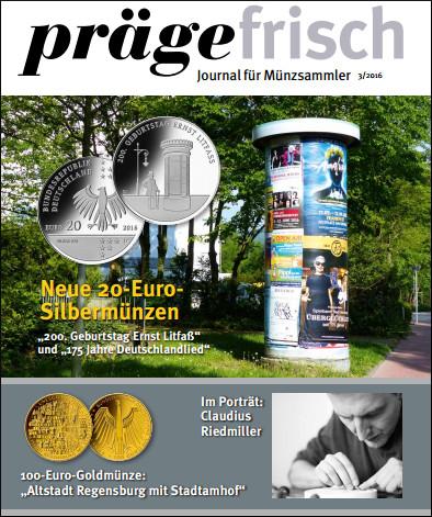 Revista clientes numism ticos cecas alemanas 3 2016 for Revista jardin 2016