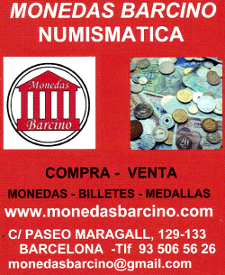 Monedas Barcino