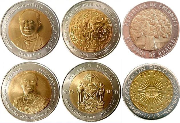 Cuelen Una Falsa Moneda De 2 Euros